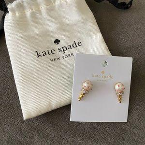 Kate Spade Carnival Nights Ice Cream earrings